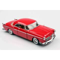 K�rm�z� 1955 Chrysler C300  1/24 Die Cast Model