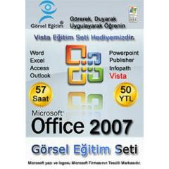 Office 2007 + Vista G�rsel E�itim Seti