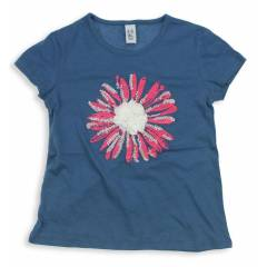 New Kids K�z �ocuk Bask�l� T-Shirt 012-23148-01
