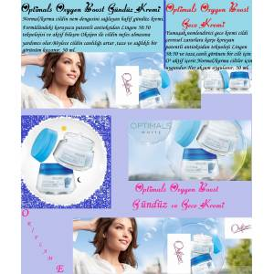 Oriflame OPTIMALS 2li KREM SET-KARGO DAH�L 44,90