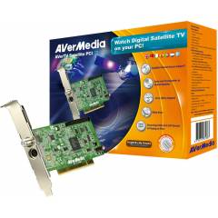 AVERMEDIA SATELLITE PCI 1080i-DVBS