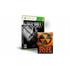 CALL OF DUTY BLACK OPS 2 XBOX 360 OYUN NUKETOWN