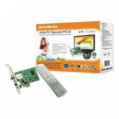 Avermedia AVerTV Speedy PCI-E TV Kart�