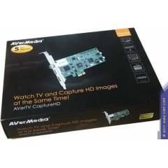 AVERMEDIA CaptureHD DVB-T + Analog PCI-E Tv Kart