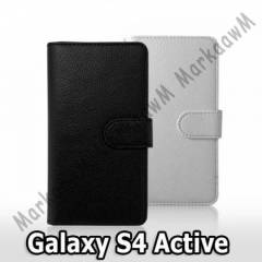SAMSUNG GALAXY S4 ACT�VE KILIF FL�P COVER