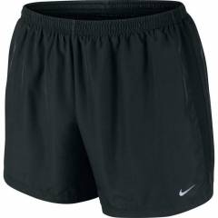 "NIKE 4"" WOVEN BLACK MEN SHORT"