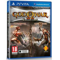 PS V�TA GOD OF WAR COLLECTION PLAYSTATION VITA