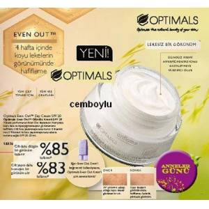 Oriflame-opt�mals even out G�ND�Z KREM� SPF 20