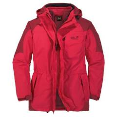 Jack Wolfskin Crystal Mountain 3 in 1 Mont