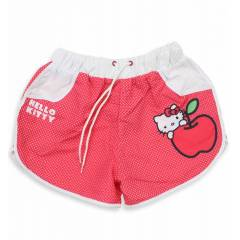 Hello Kitty K�z �ocuk Mini �ort  024-642-022