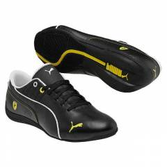 PUMA DRIFT CAT 6 SF black-yellow men shoe