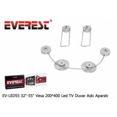 Everest EV-LED55 32-55 Vesa 200*400 Led TV Duvar