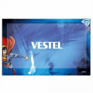 VESTEL 22 VF5012 SUPERMAN 56 EKRAN LED TV