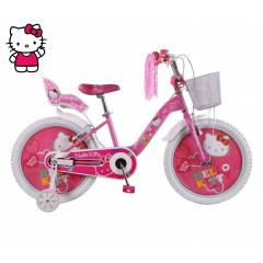 �mit bisiklet 2016 Hello Kitty �ocuk  7-11 ya�