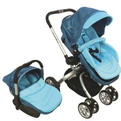 Kraft Twist RLX Travel Sistem bebek arabas� 2014