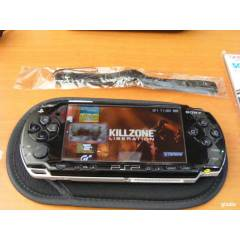SONY PSP� SLIM BLACK 16 GB + FULL AKSESUAR