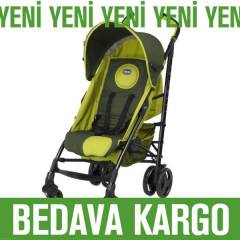 Chicco Lite Way BastonPuset Bebek Arabas� Green