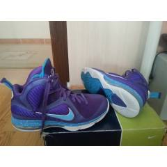 Nike Lebron 9 Summit Lake Basketbol Ayakkab�s�