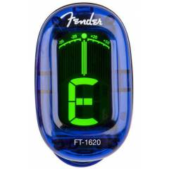 Fender FT-1620 Lake Placid Blue Clip-On Tuner