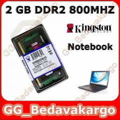 2 GB 800 Mhz DDR2 Notebook Ram Kingston