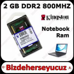 KINGSTON 2 GB 800Mhz DDR2 Notebook Ram
