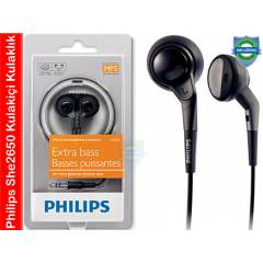 Philips Kulakl�k Kulaki�i  SHE2650