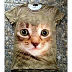 3D Bask�l� Ti��rt (Slim Fit) - CAT - 2014 Sezon