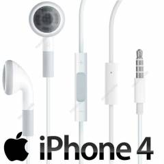 Apple iPhone 4 Kulakl�k Kumandal� Mikrofonlu