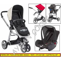 Tripper Cippy Travel Sistem Bebek Arabas� Puset