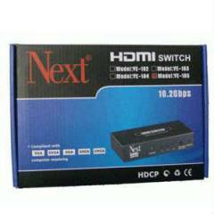Next YE-103 3/1 HDMI Switch