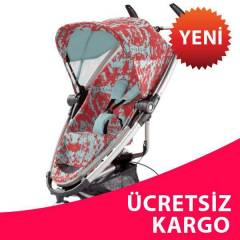 Quinny Zapp Extra Bebek Arabas� Red Crackle