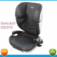 Kraft Travel Fit �sofx Deri Oto Koltu�u-HED�YEL�