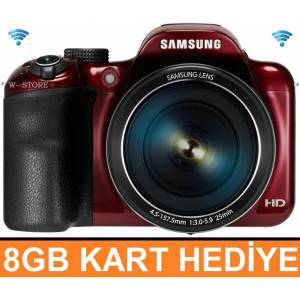 Samsung WB1100F 16.4MP 35X ZOOM HD W�F�