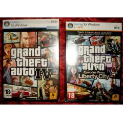 OR�J�NAL GTA 4 VE GTA LIBERTY CITY PC OYUNU