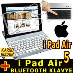 Apple iPad Air iPad 5 Bluetooth Metal Klavye