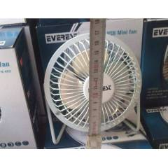 15cm Everest EFN-482 Metal Usb Fan-VANT�LAT�R