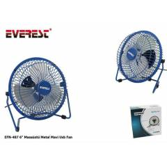 6 in� EVEREST EFN-487 FULL METAL-MAV� VANT�LAT�R