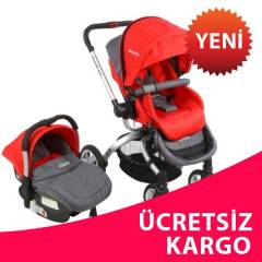 Kraft Twist  Air Travel Sistem Bebek Arabas� Red