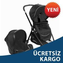 KRAFT  TRAVEL BEBEK ARABASI BUKLE S�YAH 2014
