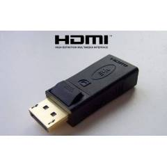 Displayport HDMI �evirici adaptor Display port