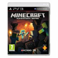 PS3 M�NECRAFT PLAYSTATION ED�T�ON PS3 OYUN
