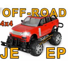 OFF - ROAD JEEP - KUMANDALI JEEP 34 Cm �ARJLI