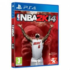 NBA 2K14 PS4 OYUN