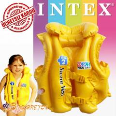 INTEX 58660 Yakal� Sar� �i�me Can Yele�i 50x47cm