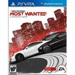 MOST WANTED PS VITA OYUN