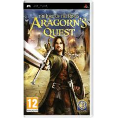 Lord of the Rings: Aragorn's Quest PSP PAL