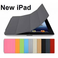 NEW IPAD 4 KILIF SMART COVER �N ARKA KORUMA