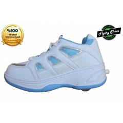 28 NUMARA FLYING SHOES PATEN AYAKKABI FSBM-28