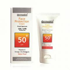 Dermoskin Sun Face Protection SPF 50 2 ADET
