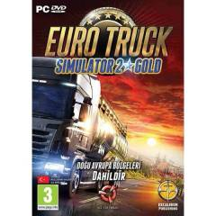PC EURO TRUCK SIMULATOR 2 GOLD EDITION T�RK�E
